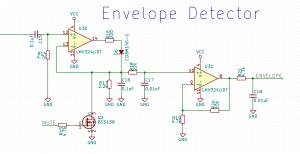Envelope Detector Circuit
