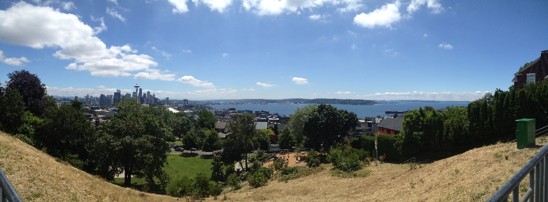 Field Day from Kerry Park